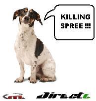 Seznam dog on killing spree