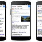Mobilní vyhledávání Google pro pomalé připojení