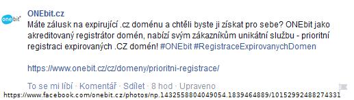 ONEbit-chyta-domeny