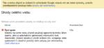 Když váš web Google oznámkuje jako ryzí spam