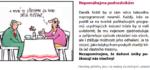 Zábavný komiks od Finanční správy na téma EET
