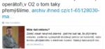 O2 zvažuje blokování reklam pro své zákazníky