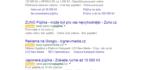 4 reklamní jednotky na Google už i v ČR