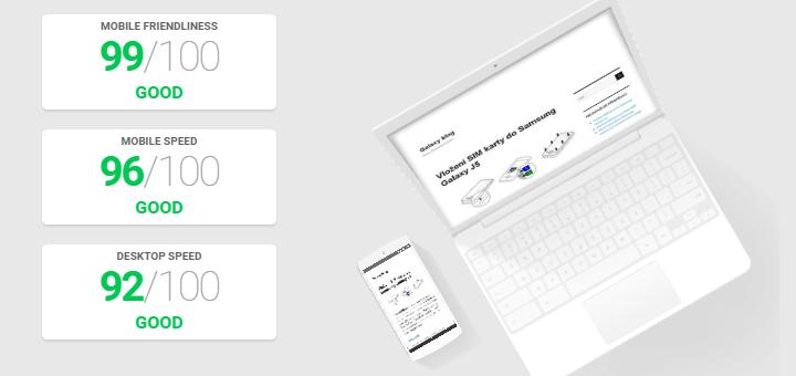 Nový nástroj na testování stránek od Google